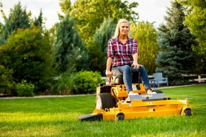 Bring home fast, easy beautiful mowing - the new R21 Walker Mower