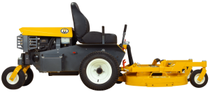 Walker B27i-DM52-Right-Low Non Collection Mower